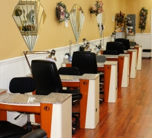 GALLERY OF BETTY'S NAIL SALON  IN SAN RAMON, CA, 94583 - 8